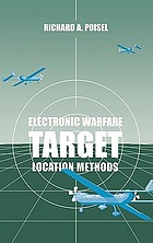 Electronic warfare target location methods
