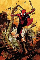 The amazing Spider-Man. The gauntlet. [Vol. 5], Lizard.