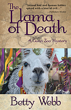 The llama of death : a Gunn Zoo mystery