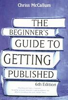 The beginner's guide to getting published