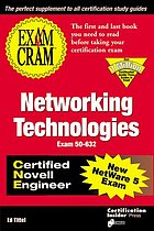 Exam Cram for networking technologies CNE