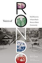 Voices of Rondo : oral histories of Saint Paul's historic Black community