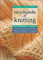 Donna Kooler's encyclopedia of knitting.