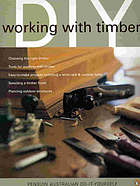 Working with timber.