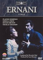 Ernani : opera in four acts