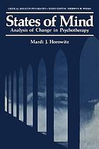 States of Mind : Analysis of Change in Psychotheraphy