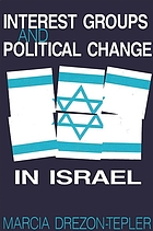 Interest groups and political change in Israel
