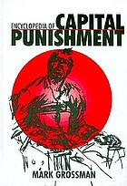 Encyclopedia of capital punishment