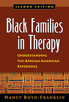 Black families in therapy : understanding the African American experience