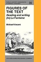 Figures of the text : reading and writing (in) La Fontaine