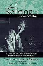 His religion and hers : a study of the faith of our fathers and the work of our mothers