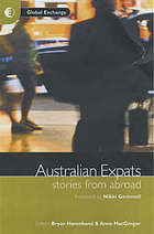 Australian expats : stories from abroad