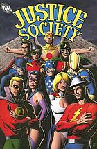 Justice Society. Volume two