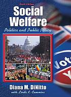 Social Welfare: Politics and Public Policy cover image