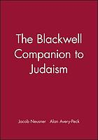 The Blackwell companion to Judaism