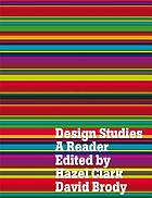 Design studies : a reader