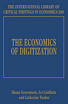 The economics of digitization