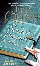 The secret diaries of Miss Miranda Cheever.