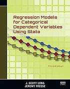 Regression models for categorical dependent variables using Stata