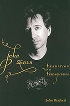 John Zorn : tradition and transgression