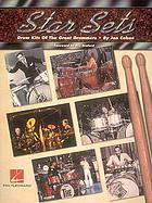 Star sets : drum kits of the great drummers