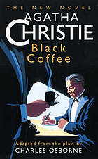 Black coffee : a novel
