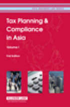 Tax planning & compliance in Asia.