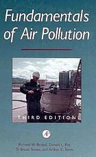 Fundamentals of Air Pollution.