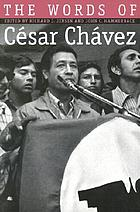 The words of César Chávez