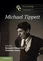 The Cambridge companion to Michael Tippett
