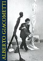 Alberto Giacometti : sculpture, paintings, drawings