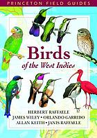 Birds of the West Indies.