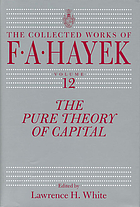 The collected works of F.A. Hayek.