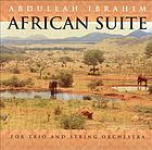 African suite : for trio and string orchestra