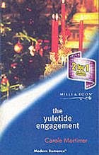 The yuletide engagment