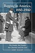 Begging in America, 1850-1940 : the needy, the... by  Kerry Segrave