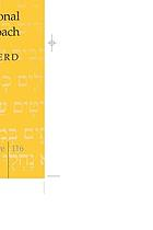 The verbal system of biblical Aramaic : a distributional approach