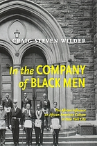 In the company of Black men : the African influence on African American culture in New York City