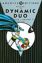 Batman : the dynamic duo archives. Volume 2