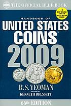 Handbook of United States Coins 2009