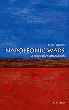 The Napoleonic Wars : a very short introduction