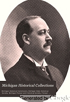 Michigan historical collections.