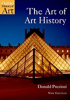 The art of art history : a critical anthology