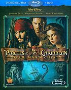 Pirates of the Caribbean, dead man's chest [Blu-ray]