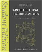 Architectural graphic standards : [an abridgment of the eleventh edition]