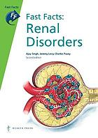 Fast facts : renal disorders