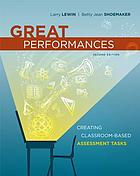 Great performances : creating classroom-based assessment tasks