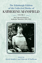 The collected fiction of Katherine Mansfield