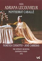 Adriana Lecouvreur : opera in four acts