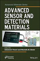 Advanced sensor and detection materials